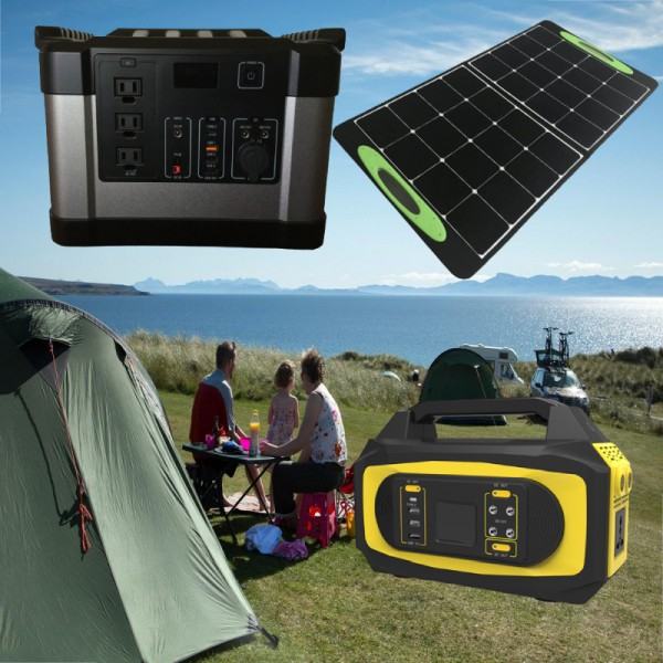 Solar and Power Generator