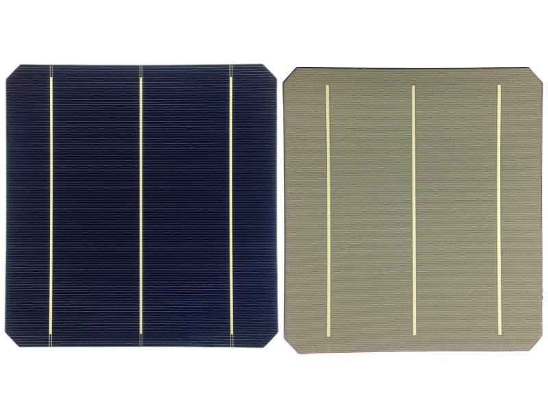 6 Inches 3 Bus Bar Mono Solar Cell